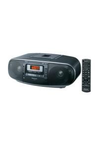 Panasonic CD Radio Cassette Recorder RX-D55