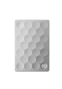 Seagate 2TB Seagate Backup Plus Ultra Slim Portable Drive - Platinum (STEH2000300)