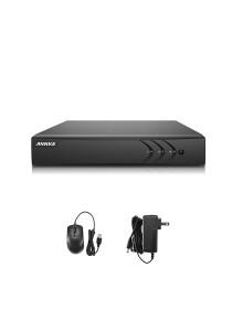 ANNKE 4CH 720P 1080P Lite HD TVI DVR - DN41R NO HDD