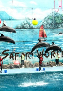 Safari World & Marine Park + Return Transfer - 2 Adult