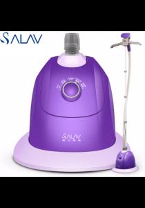Salav GS63 6 Cloths Hanger Design Garment Steamer Iron (Purple)
