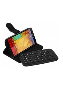 Samsung Galaxy Note 1 Leather Case Bluetooth wireless Keyboard