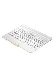 "Samsung Galaxy Tab S 10.5"" Bluetooth Wireless Keyboard Case (Dazzling White)"