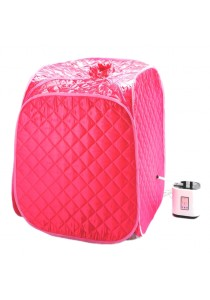 Dover Portable Sauna (Pink)