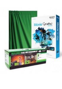 Savage Green Screen Basic Video Background Kit VID1012