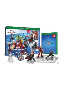[Xbox One] Disney Infinity 2.0 Starter Pack