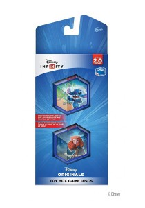 Disney Infinity Disney Infinity: Disney Originals 2.0 Edition Toy Box Game Discs