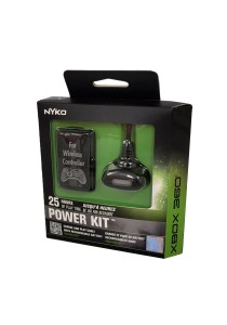 Xbox 360 NYKO Power Kit