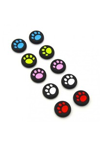Thumb Grip - Cat Paws - 2 Pcs/Pair (Colour Ship Randomly)