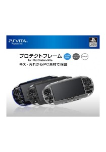 Hori Crystal Case (Clear) for PSV 2000