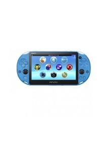 PS Vita Slim Model - PCH-2006 (Aqua Blue) Sony Malaysia Warranty