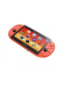 PS Vita Slim Model - PCH-2006 (Neon Orange) Sony Malaysia Warranty
