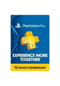 1-Year PlayStation Plus Membership - PS3/ PS4/ PS Vita [Malaysia Server]