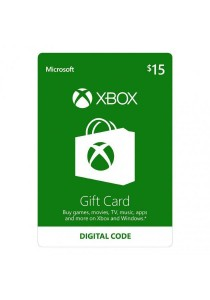 Xbox Gift Card Digital Code - USD 15