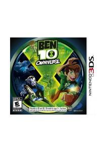 [3DS] Ben10 Omniverse (US)