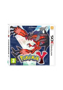 [3DS] Pokemon Y - Nintendo