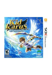 [3DS] Kid Icarus-uprising (US)