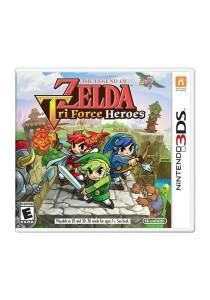 [3DS] The Legend of Zelda Tri Force Heroes (US)