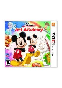 [3DS] Disney Art Academy