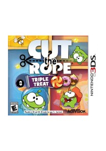[3DS] Cut The Rope Triple Treat