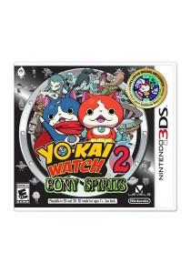 [3DS] Yokai Watch 2: Bony Spirits (US)