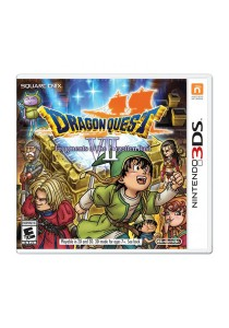 [3DS] Dragon Quest VII: Fragments of The Forgotten Past (US)