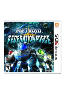 [3DS] Metroid Prime: Federation Force (US)