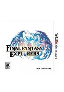 [3DS] Final Fantasy Explorers (US)