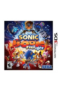 [3DS] Sonic Boom: Fire & Ice
