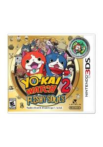 [3DS] Yokai Watch 2: Fleshy Souls (US)
