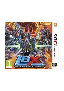 [3DS] LBX: Little Battlers eXperiene