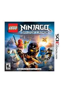 [3DS] LEGO Ninjago Shadow of Ronin (US)