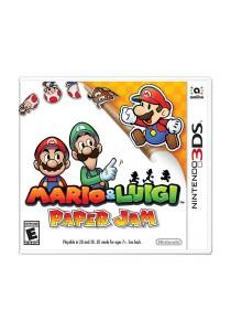 [3DS] Mario & Luigi: Paper Jam (US)