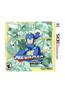 [3DS] Mega Man Legacy Collection (US)