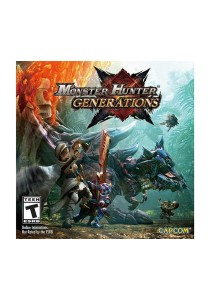 [3DS] Monster Hunter Generations (English)