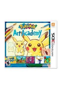 [3DS] Pokemon Art Academy