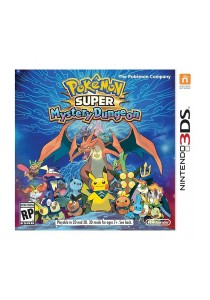 [3DS] Pokemon Super Mystery Dungeon (US)