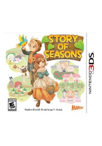 [3DS] Story of Seasons (US)