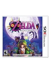[3DS] The Legend of Zelda: Majora's Mask