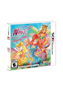 [3DS] Nintendo 3DS Winx Club: Saving Alfea