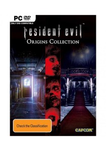 [PC] Resident Evil Origins Collection (5 Disc)