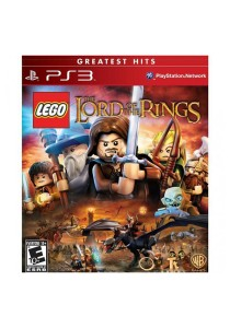 [PS3] LEGO Lord of the Rings (R1)