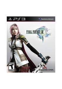 [PS3] Final Fantasy XIII