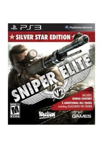 PS3 Sniper Elite V2 Silver Star Edition (R1)