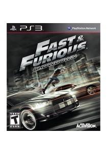 [PS3] Fast & Furious Showdown (R1)