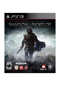 [PS3] Middle Earth Shadow of Mordor (R1)