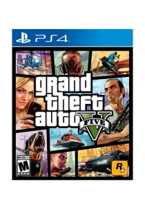 [PS4] Grand Theft Auto V (GTA V) (R3)