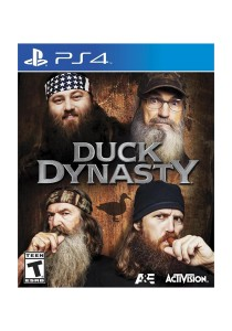 [PS4] Duck Dynasty (R1)