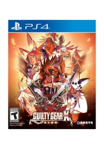 [PS4] Guilty Gear XRD - Sign (R1)