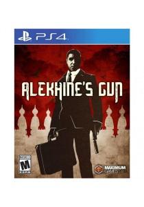 [PS4] Alekhine's Gun